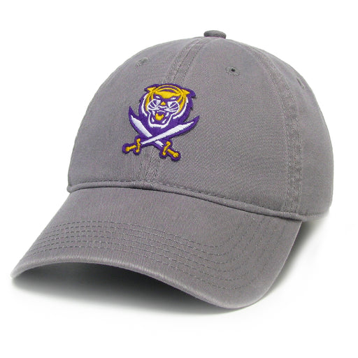 Bengals & Bandits Relaxed Twill Hat - Grey