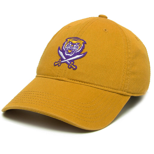 Bengals & Bandits Relaxed Twill Hat - Mustard