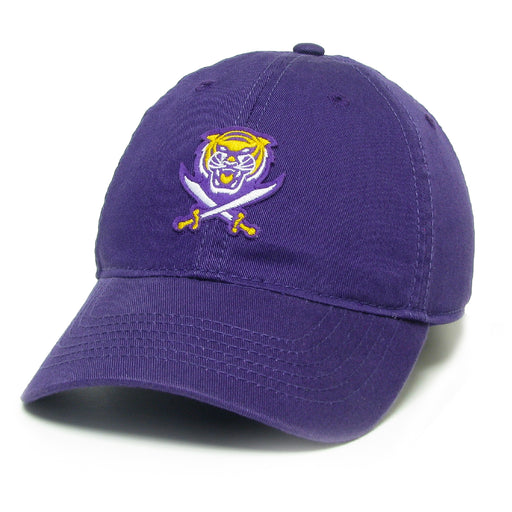 Bengals & Bandits Relaxed Twill Hat - Purple