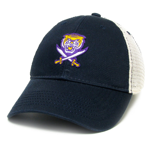 Bengals & Bandits Relaxed Twill Trucker Hat - Navy