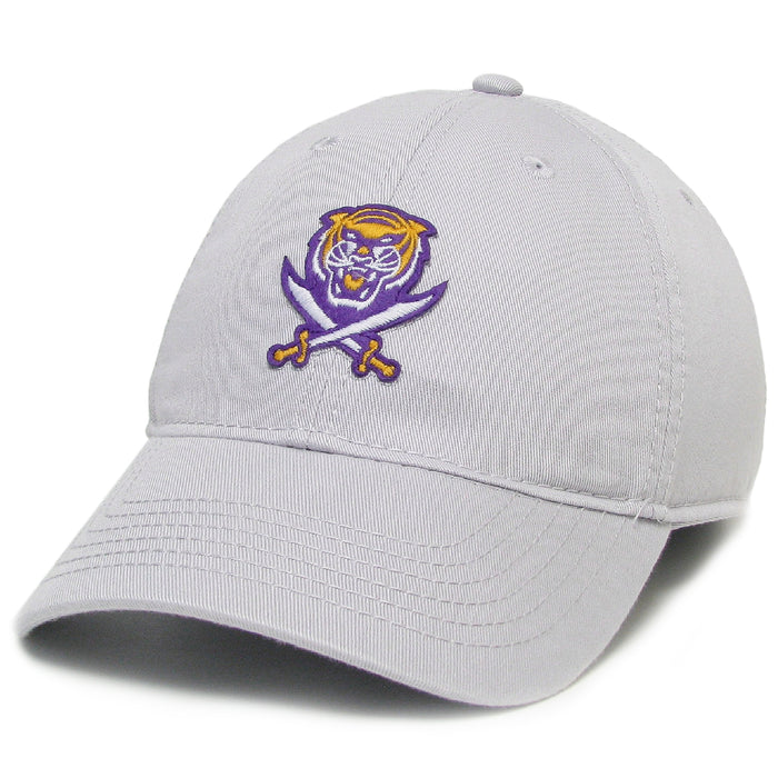 Bengals & Bandits Relaxed Twill Hat - Silver