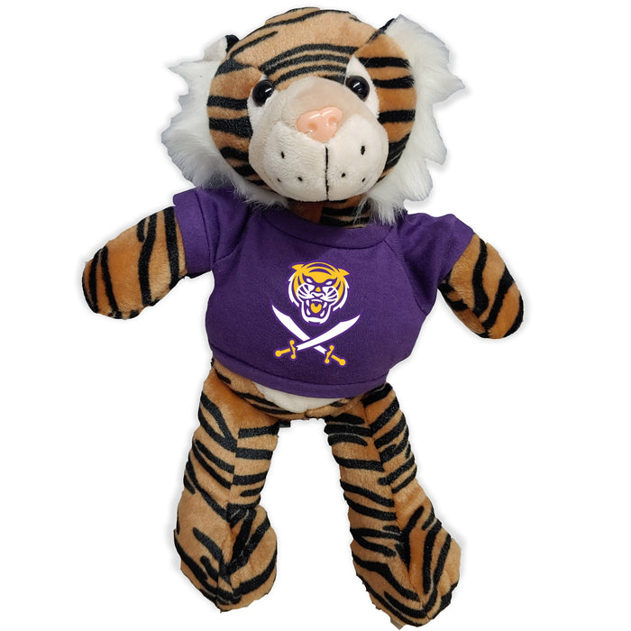 "Bengals & Bandits Plush 10"" Cutie Tiger Stuffed Animal"