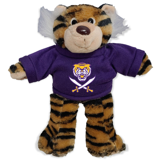 "Bengals & Bandits Plush 7"" Jungle Tiger Stuffed Animal"