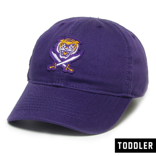 Bengals & Bandits Legacy Relaxed Twill Toddler Hat - Purple
