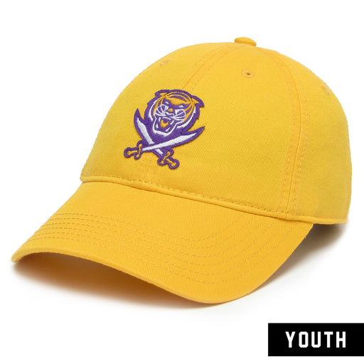 Bengals & Bandits Legacy Relaxed Twill Youth Hat - Gold