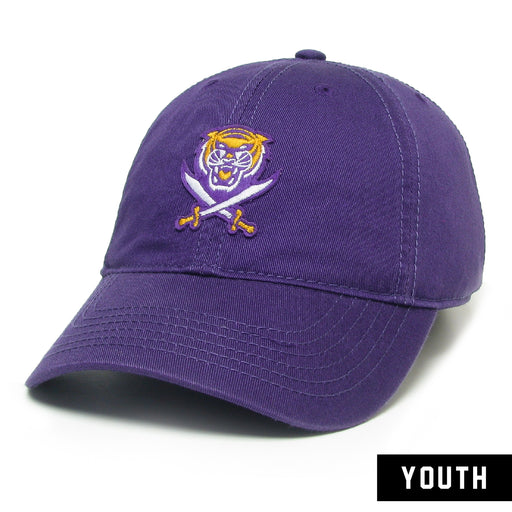 Bengals & Bandits Legacy Relaxed Twill Youth Hat - Purple