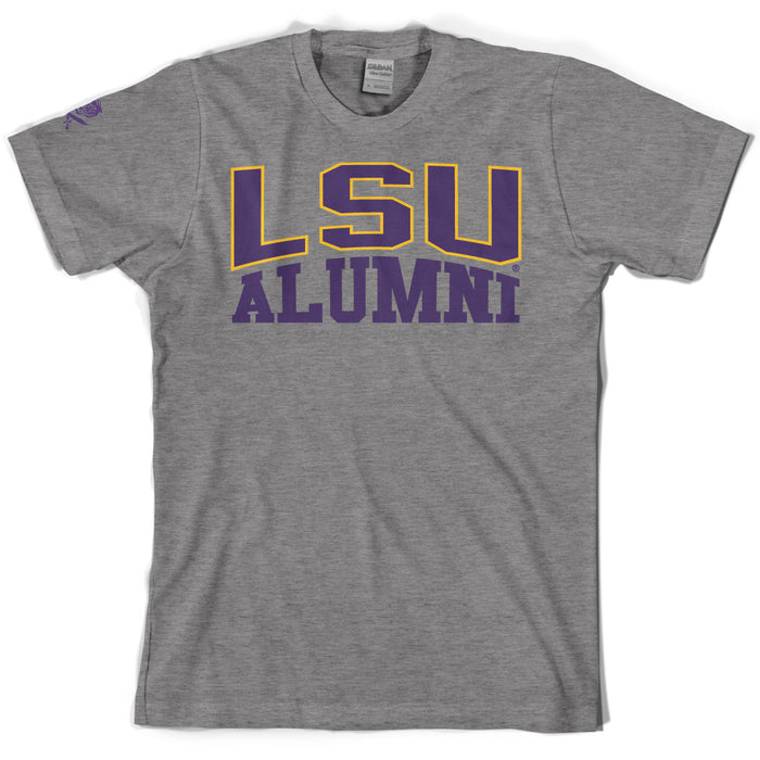 B&B Dry Goods LSU Tigers Classic Style Rep T-Shirt Collection