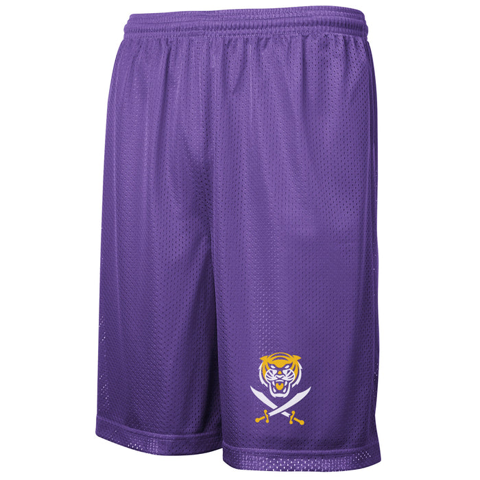 B&B Dry Good B&B Classic Mesh Short - Purple