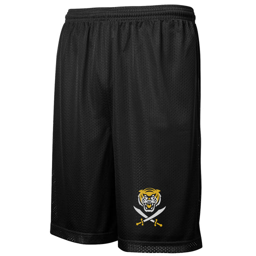 B&B Dry Good B&B Classic Mesh Short - Black