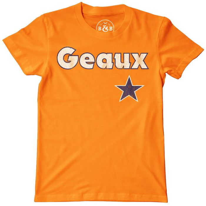 B&B Dry Goods Geaux Streauxs Star Youth T-Shirt