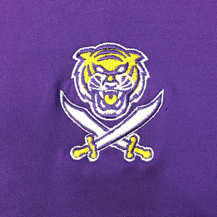 Bengals & Bandits Johnnie-O Birdie Stretch Performance Polo - Purple