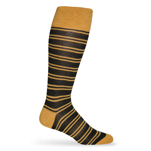 New Orleans Saints Dead Soxy Double Stripe Dress Socks