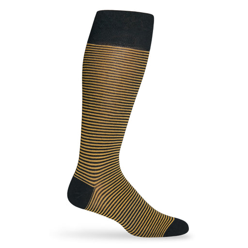 New Orleans Saints Dead Soxy Mini Stripe Dress Socks