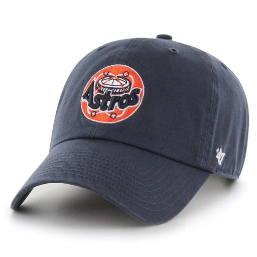 Houston Astros 47 Brand Dome Clean Up Adjustable Hat - Navy