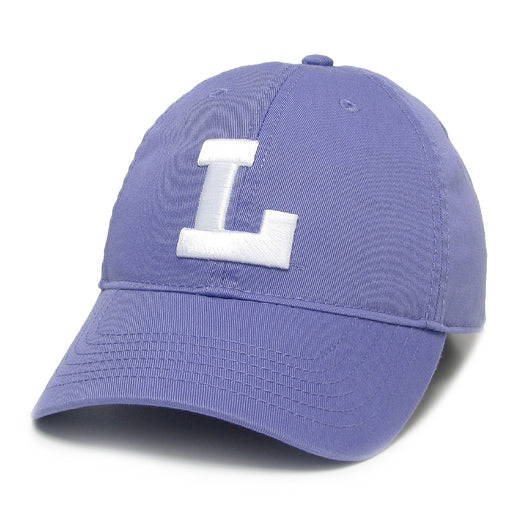 LSU Tigers Legacy Vault L Relaxed Twill Hat - Lavender
