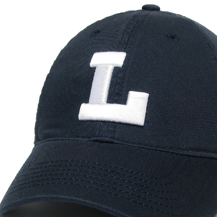 LSU Tigers Legacy Vault L Relaxed Twill Hat - Navy