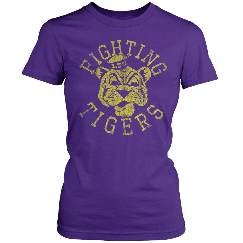 377c5457 Womens Vintage Lsu T Shirts – EDGE Engineering and Consulting Limited