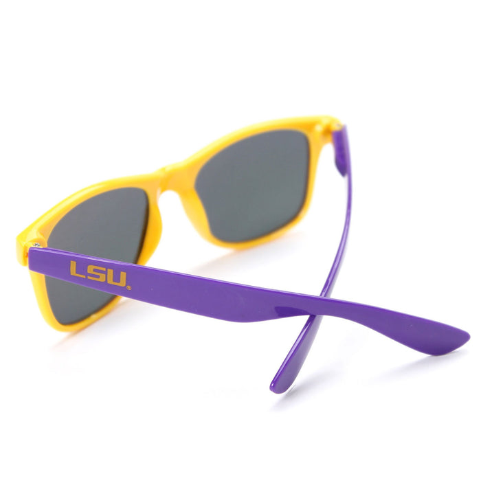 LSU Tigers Society 43 Wayfarer Sunglasses - Two Tone