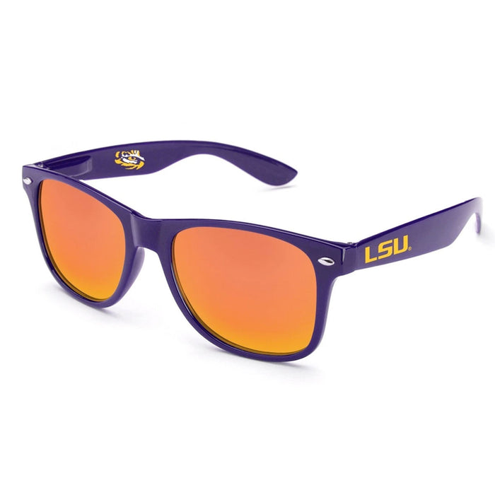 LSU Tigers Society 43 Wayfarer Sunglasses - Purple