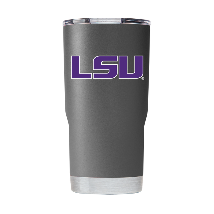 LSU Tigers Gametime Sidekick 20oz Tumbler - Grey