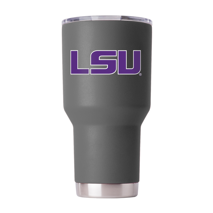 LSU Tigers Gametime Sidekick 30oz Tumbler - Grey