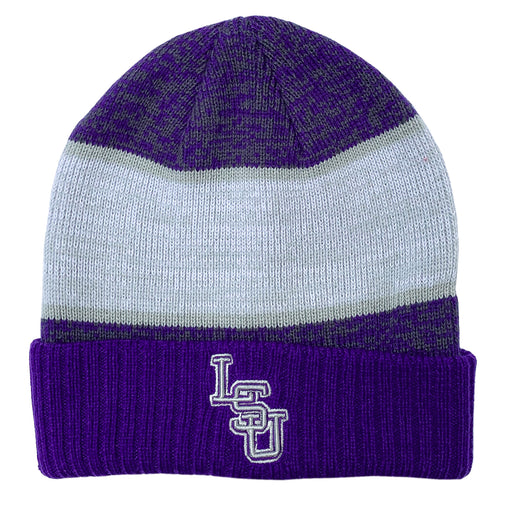 LSU Tigers Top Of The World Copula Cuffed Knit - Purple