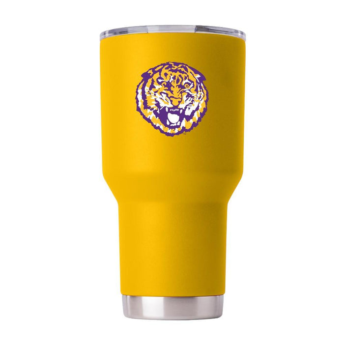LSU Tigers Gametime Sidekick Round Vault 30oz Tumbler - Gold