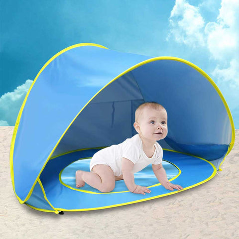 Baby Beach Tent - Sun Shelter For Babies