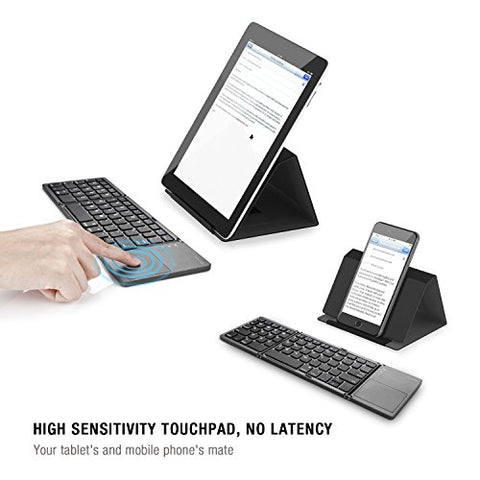 Folding-Bluetooth-Wireless-Keyboard-with-Touchpad-Universal-compatibility