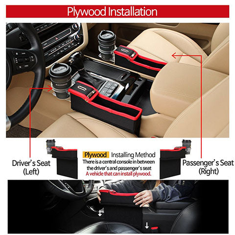 Front-Seat-Car-Organizer-Car-Caddy-easy-installation
