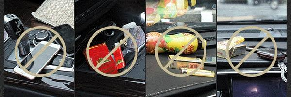 Front Seat Car Organizer - Car Caddy