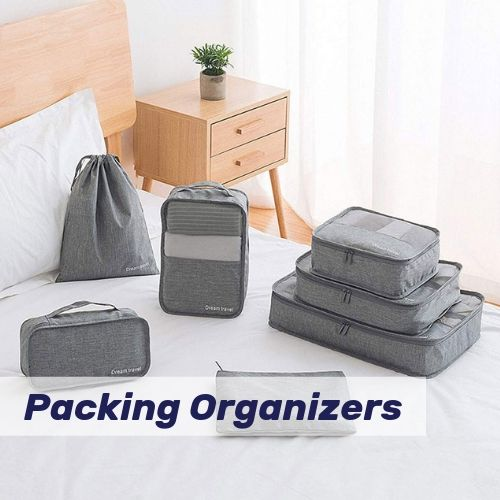 Packing Organizers collection nifty drifter