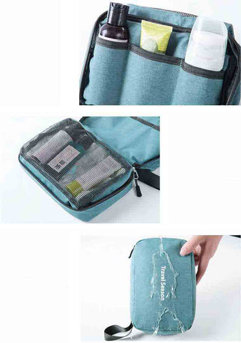 hanging-travel-toiletry-bag-features-green