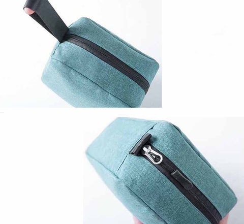 hanging-travel-toiletry-bag-zipper-green