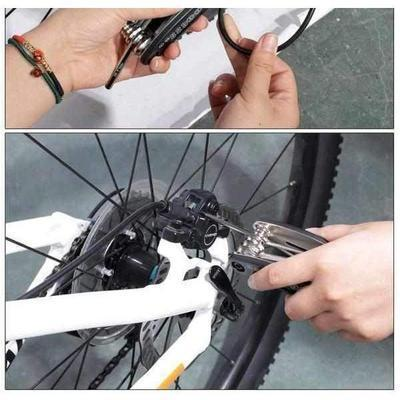 16 in 1 Pocket Bike Multi Tool-Tools-Nifty Drifter