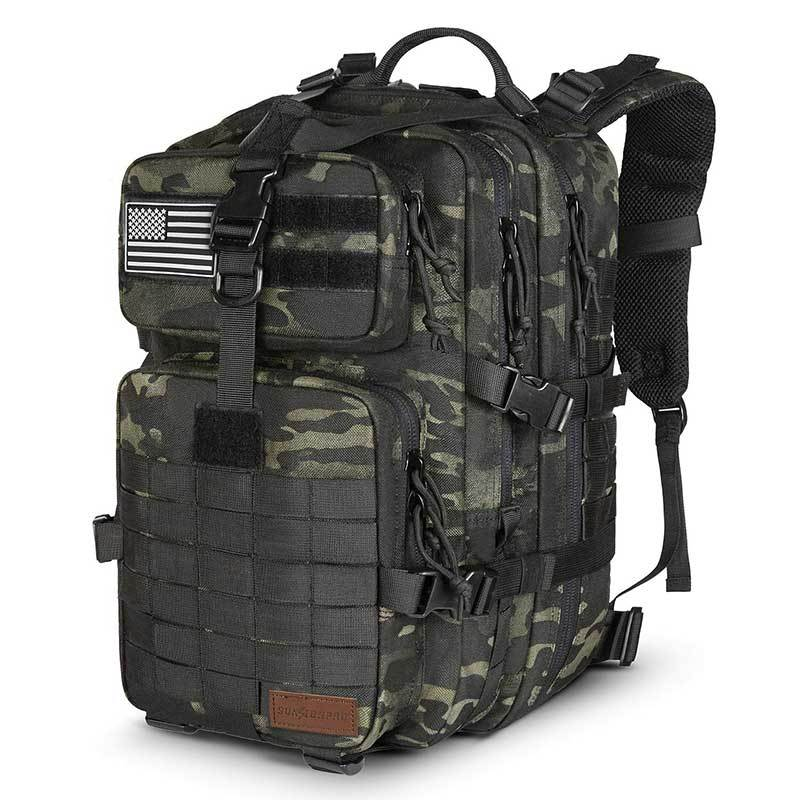 Tactical Backpack main overview photo