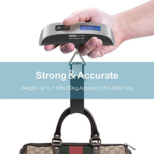 Backlight LCD Luggage Scale-Luggage Scale-Nifty Drifter