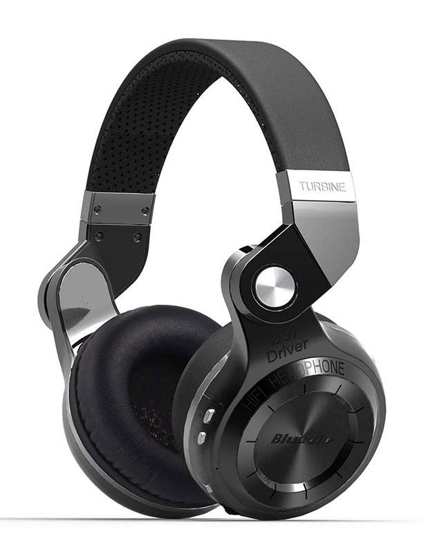 Bluetooth Over Ear Headphones With Mic