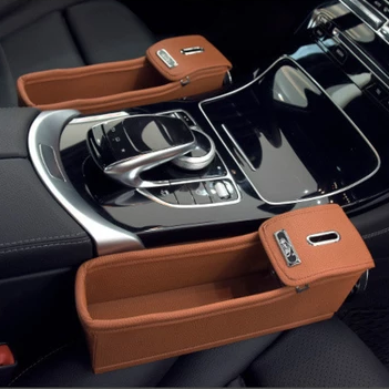 Front Seat Car Organizer Caddy-Car Organizer-Nifty Drifter