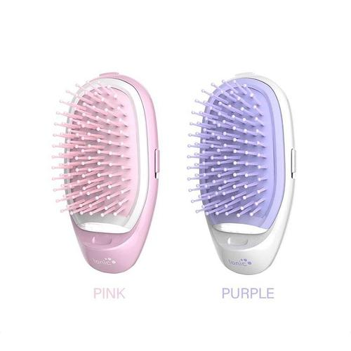 Hair Straightening Ionic Brush-Hair Brush-Nifty Drifter