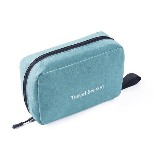 Hanging Toiletry Bag Travel Organizer-Toiletry Bag-Nifty Drifter