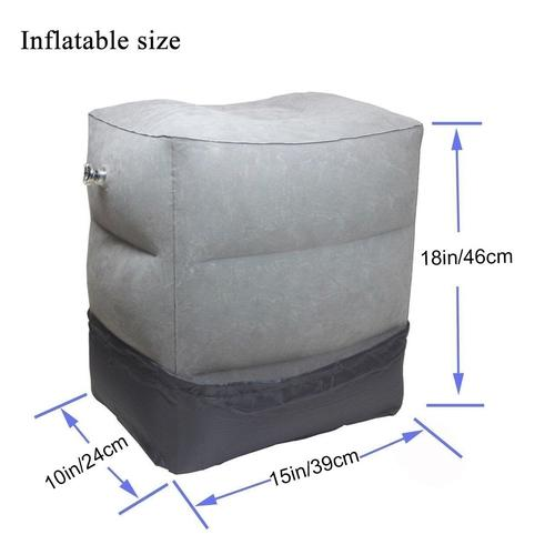 Inflatable Foot Rest-inflatable pillow-Nifty Drifter