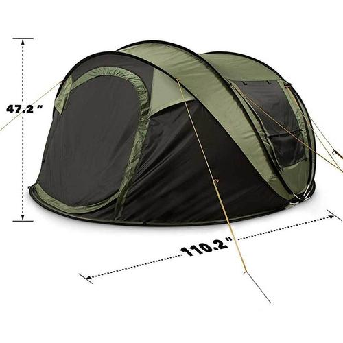 Instant Pop Up Camping Tent-tent-Nifty Drifter