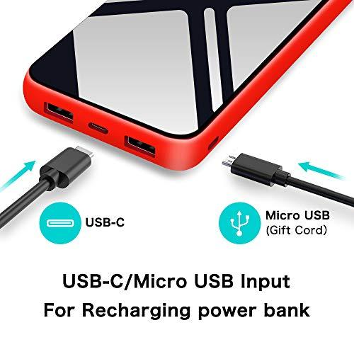 Large Capacity Power Bank With LCD Power Display - 25000 mAh-Power Bank-Nifty Drifter