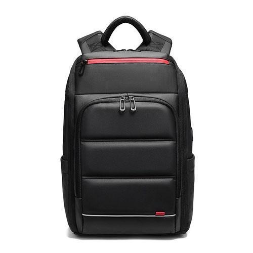 straight view of front of Travel Laptop Backpack For Men