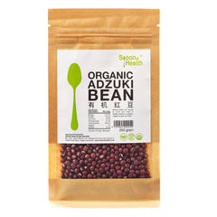 organic adzuki red bean 250g