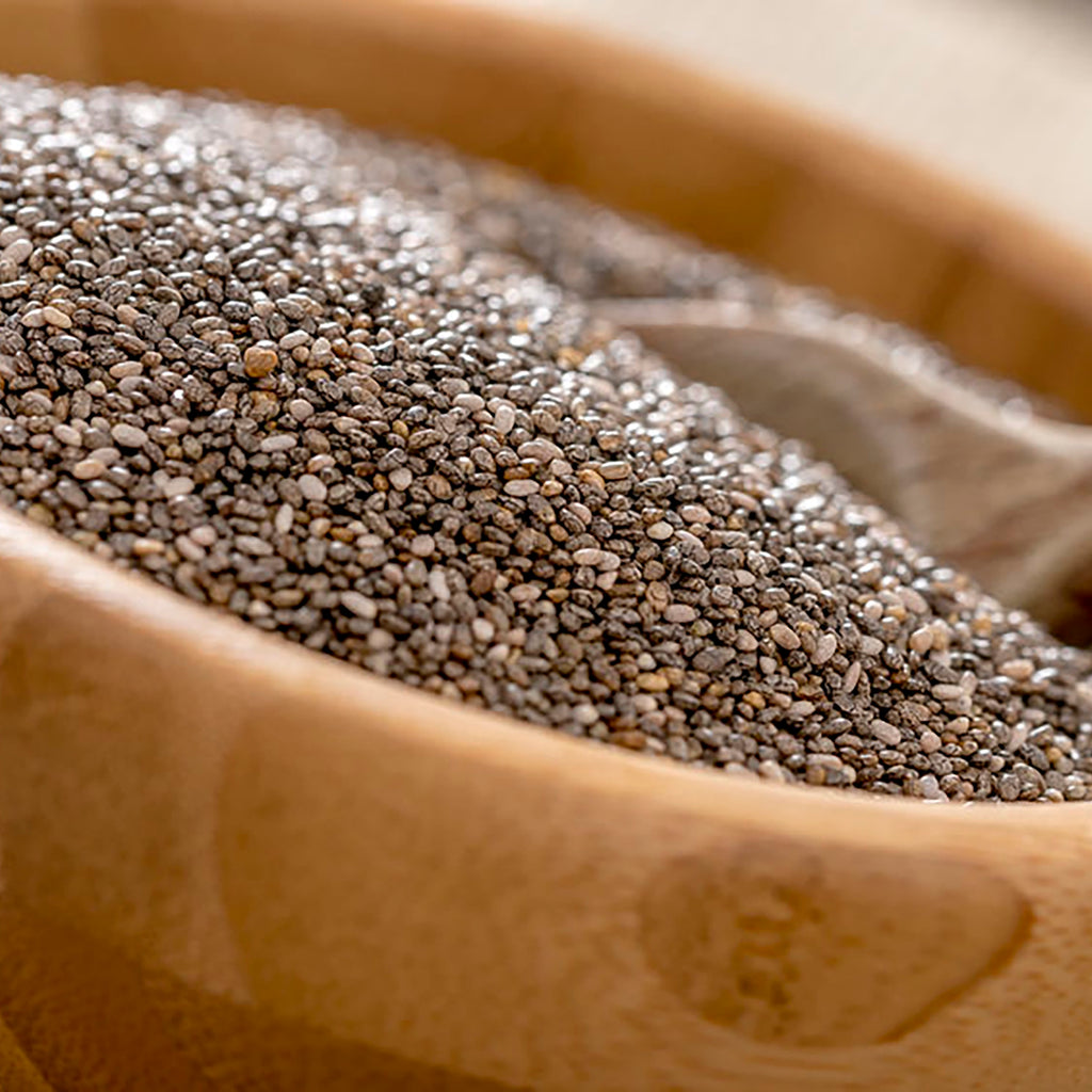 Organic Chia Seeds 450g (Twin)