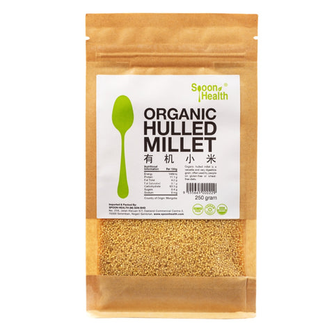 spoon health organic millet 250g malaysia