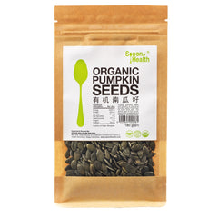 spoon health organic roasted pumpkin seed 180g malaysia