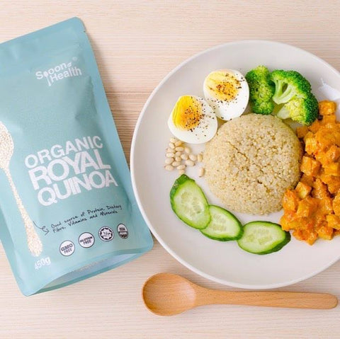 Organic Royal Quinoa 450g
